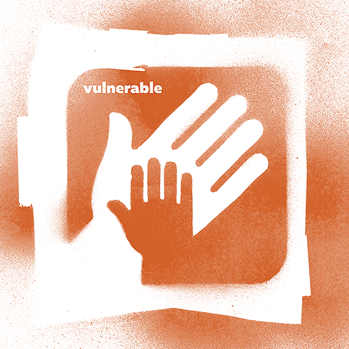 graphic: vulnerable